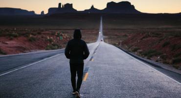 DA RAZBISTRI GLAVU Hodao 400 kilometara nakon svađe sa suprugom