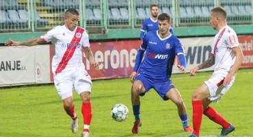 Ibanez će u Zrinjskom ostati najmanje do kraja svibnja, potpisao Travaglia