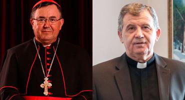 Hospitaliziran i nadbiskup Vukšić; KARDINAL: Na vrijeme smo došli u bolnicu