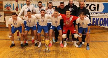 """Ekipa """"Krešimir Keta Bandić"""" treća na """"Božićnom turniru"""""""