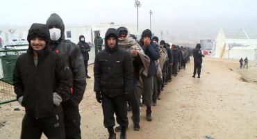 FUNKCIONALNA DRŽAVA Bosna i Hercegovina zadovoljna brojem cijepljenih migranata