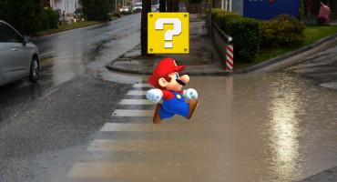 BONUS LEVEL Mostarci kao u videoigrici traže put na drugu stranu