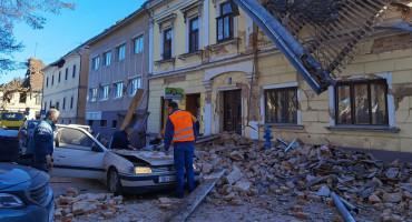 Sisak i Petrinja se nakon potresa pomjerili i do 86 cm