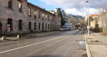 MOSTAR Za promet vozila ulica u središtu Mostara se zatvara na jedan dan