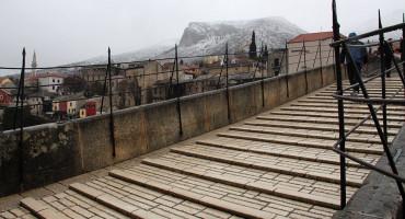 OČEKUJE SE I JAK VJETAR U Hercegovini kiša, u Bosni snijeg
