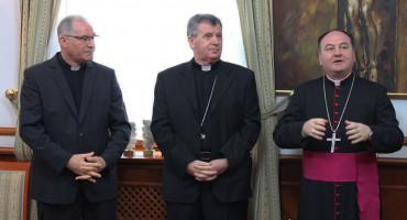 ŠTIRONJA Šaljem pozdrave žiteljima Kotorske biskupije i Crne Gore gdje uskoro dolazim kao novi biskup
