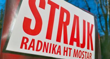 NAKON STUDENATA I ZDRAVSTVA Prosvjed djelatnika HT-a u utorak u Mostaru