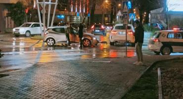 MOSTAR Sudar dva vozila usporio promet gradskim ulicama