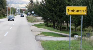TOMISLAVGRAD Nakon policijske potjere uhićeni s kokainom i marihuanom