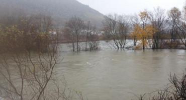 Nabujao Trebižat, proglašene izvanredne mjere obrane od poplave!
