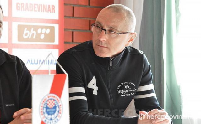 DANKO ŠULENTA Žižović i dalje ima ugovor, što ne znači da sutra ne može biti raskinut