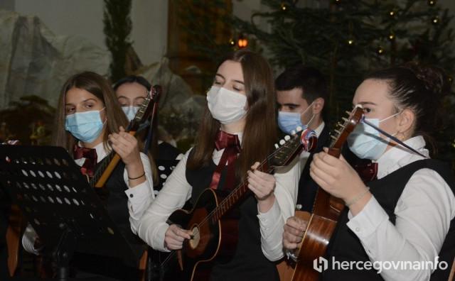 MOSTAR Upriličen Napretkov Božićni koncert