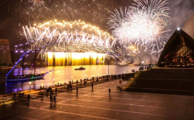 Australija i Novi Zeland spektakularnim vatrometima ušli u 2021. godinu