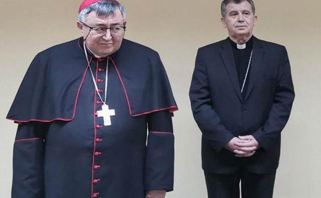 Kardinal Puljić i nadbiskup Vukšić napustili bolnicu
