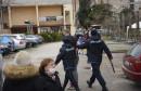 PROSVJED Dvije osobe uhićene zbog narušavanja javnog reda i mira