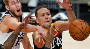 BOGDANOVIĆ SOLIDAN Utah Jazzeri vratili se pobjedama