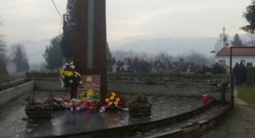 VITEZ  Obilježena 27. obljetnica stradanja Hrvata u naselju Buhine Kuće