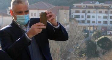 U BOLNICI Teško zdravstveno stanje Čedomira Jovanovića