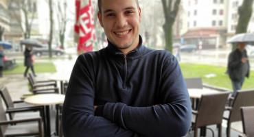 Najmlađi vijećnik u povijesti Trebinja: Borit ćemo se protiv kriminala i korupcije