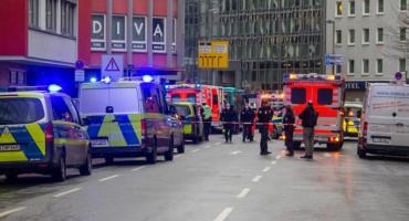 FRANKFURT Muškarac nožem ozlijedio nekoliko ljudi, policija blokirala ulice