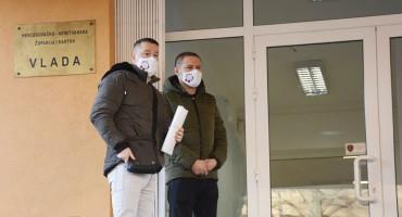 Sindikati pred vratima Vlade HNŽ - Herceg se nije pojavio, Opsenica ima neki sastanak