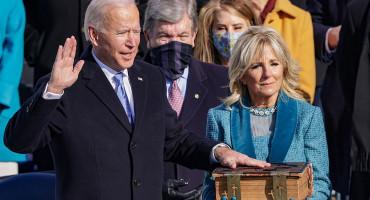 NOVI PREDSJEDNIK Prisegnuo Joe Biden