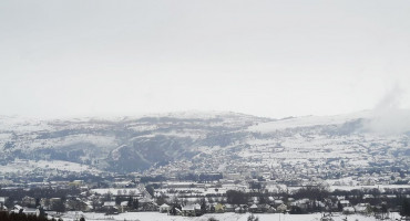 UPALJEN ŽUTI ALARM Livno jutros najhladniji grad u BiH, minusi u cijeloj zemlji