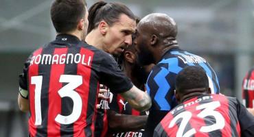 Slavlje Intera nad Milanom, Ibrahimović sjajno zabio, pa ostavio suigrače na cjedilu