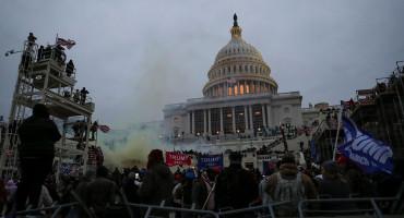 FBI upozorio na moguće oružane napade za vrijeme Bidenove inauguracije