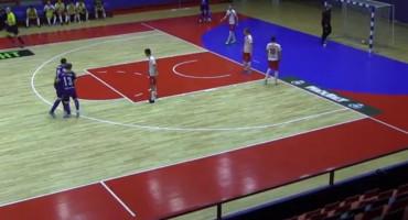 Nastavljeno futsal prvenstvo, poraz Zrinjskog u Banja Luci