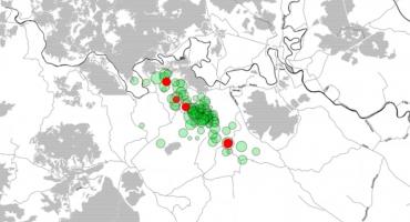 Objavljen video koji prikazuje sve potrese oko Petrinje