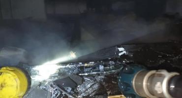 MOSTAR Izbio požar u stanu u samoj blizini MUP-a HNŽ