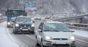 Snijeg stigao u BiH