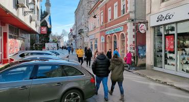 MOSTAR Zeničanin provalio u slastičarnu, policija ga uhitila