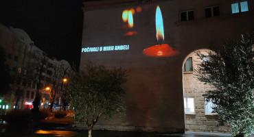 U Mostaru i Stocu paljenje svijeća za preminule u Posušju i Hrvatskoj