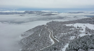 Žuti meteoalarm upaljen i za dio Hercegovine