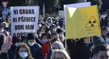 SINDIKATI NAJAVILI Sjednica ili masovni prosvjedi i šatorsko naselje pred Vladom HNŽ