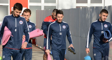 HŠK ZRINJSKI Devet pripremnih utakmica u sklopu zimskih priprema
