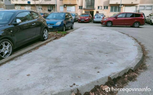 ROK PROŠAO, BETON OSTAO Uklanjanje betonske podloge u Mostaru nije napravljeno unatoč rješenju Grada