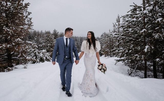 Zanimljiv početak bračnog života, na svadbi u Mostaru sunce, a na snimanju na Blidinju snijeg