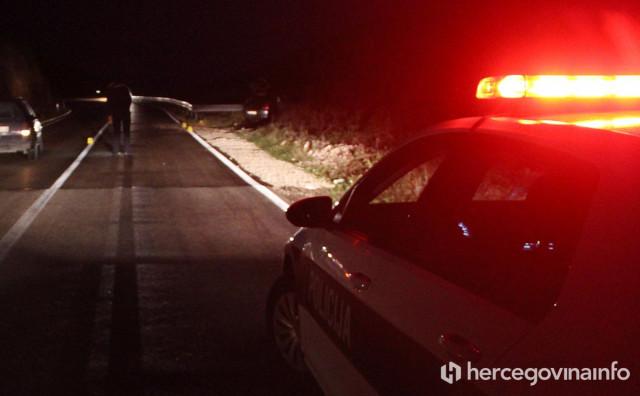 STOLAC Policija prilikom kontrole vozila oduzela kanabis