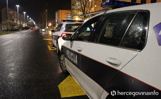 MOSTAR Maskirana osoba uz prijetnju nožem otuđila novac iz kladionice