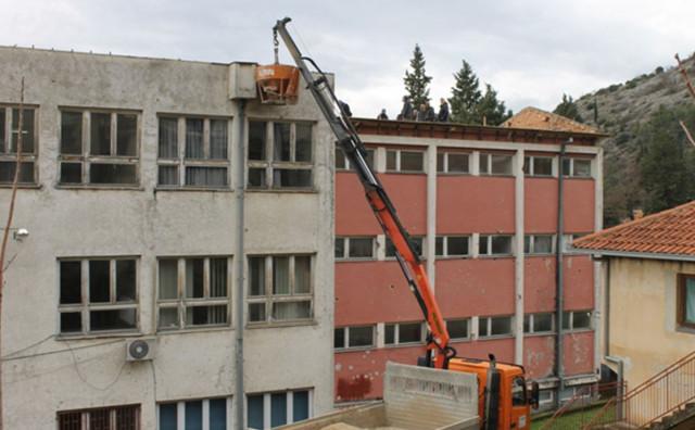 Srednja škola Stolac nakon 1973. godine dobiva novo ruho