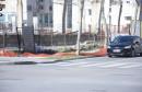 ZBRAJAJU SE ŠTETE Bura rušila reklamne panoe, ograde, crijepove