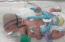 MOSTAR Pletene hobotnice za svako prijevremeno rođeno dijete