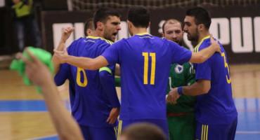 BiH slavila protiv Srbije u Novom Sadu