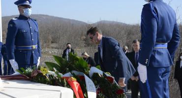 Kod Stoca obilježena 17. godišnjica pogiblje Borisa Trajkovskog