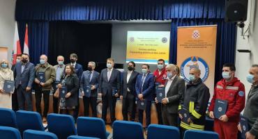 Obilježen Dan civilne zaštite u ŽZH