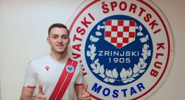 Juraj Ljubić se vratio u matični Zrinjski
