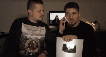 JURE I MATE Livnjaci dobili Youtube Silver Play Button, prodaju ga!